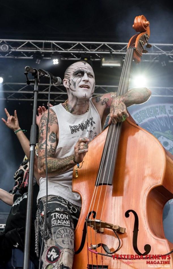 Green Jellÿ #4-Sweden Rock 2019-Diane Webb