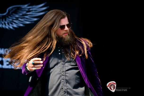 James Holkworth The Coolbenders #12-Sweden Rock 2019-Shawn Irwin