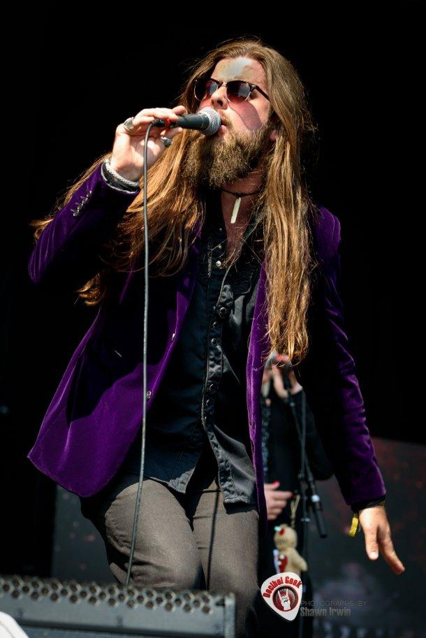 James Holkworth The Coolbenders #5-Sweden Rock 2019-Shawn Irwin