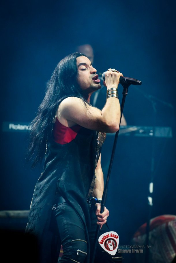 Myrath 2nd Show #1-Sweden Rock 2019-Shawn Irwin