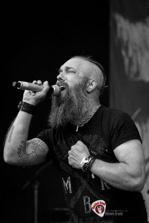 Gathering Of Kings #6-Sweden Rock 2019-Shawn Irwin