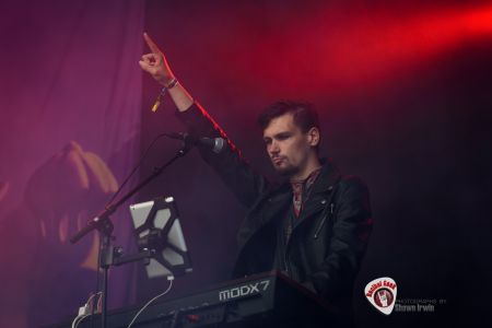 Gathering Of Kings #8-Sweden Rock 2019-Shawn Irwin