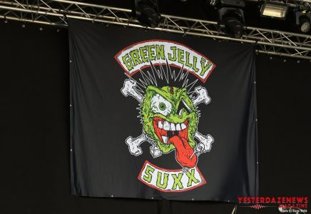 Green Jellÿ #1-Sweden Rock 2019-Diane Webb