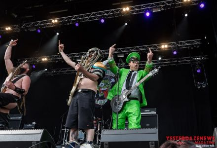 Green Jellÿ #15-Sweden Rock 2019-Diane Webb