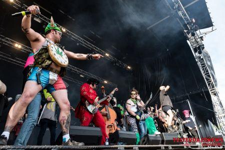 Green Jellÿ #19-Sweden Rock 2019-Diane Webb