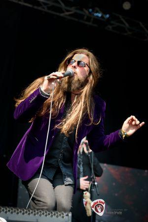 James Holkworth The Coolbenders #17-Sweden Rock 2019-Shawn Irwin