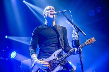 Mainstage Headliner Friday At Bloodstock: Devin Townsend