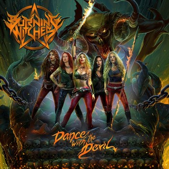 BURNING WITCHES – Dance With The Devil (Album Review)
