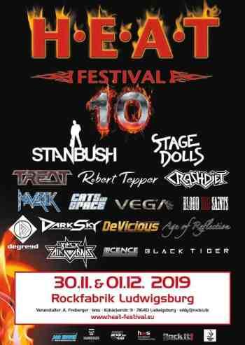 Heat Festival 2019