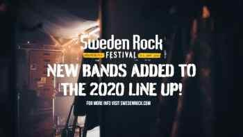 SWEDEN ROCK 2020 - Second Wave of Bands (News)