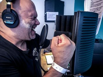 "Blaze Bayley: Adding His Voice As A ""Grandmaster Of Death"""
