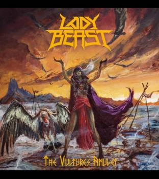 LADY BEAST - Vultures Amulet (April 03, 2020)