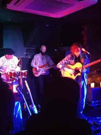 WILLIE AND THE BANDITS - LIVE at Hug And Pint Glasgow (Gig Review)