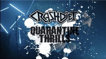 CRASHDIET - Quarantine Thrills Live! (Online Concert Review)