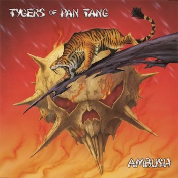 TYGERS OF PAN TANG - Ambush (Re-issue) (September 18, 2020)
