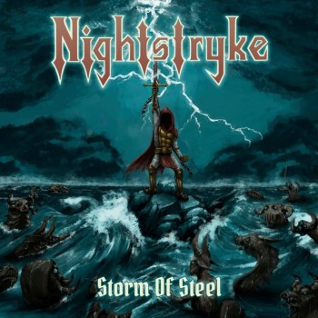 NIGHTSTRYKE - Storm of Steel (October 16, 2020)