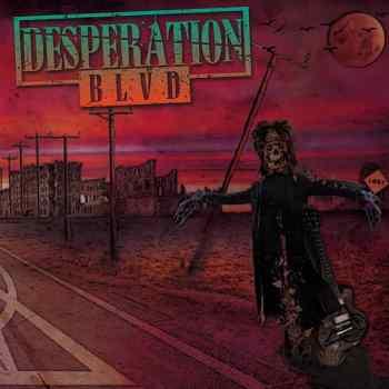 DESPERATION BLVD - Desperation Blvd (December 06, 2020)