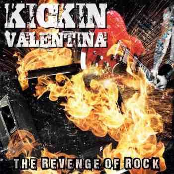 KICKIN VALENTINA - The Revenge Of Rock (Album Review)