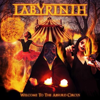 LABYRINTH - Welcome to the Absurd Circus (January 22, 2021)