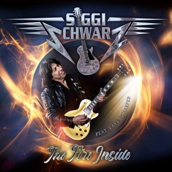 SIGGI SCHWARZ - The Fire Inside (February 19, 2021)