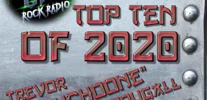 """Trevor """"Psychoone"""" McDougall Top 10 Of 2020"""