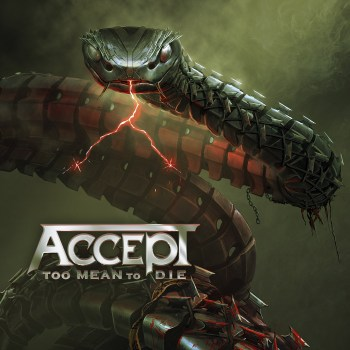 ACCEPT - Too Mean To Die (Album Review)
