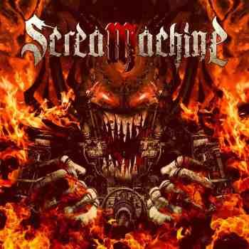 SCREAMACHINE - ScreaMachine (April 9, 2021)