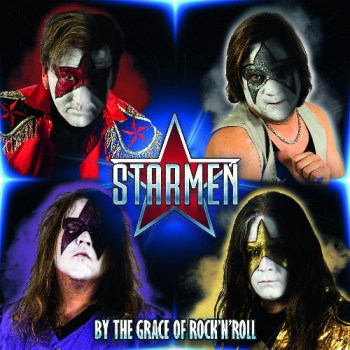 STARMEN - By The Grace Of Rock And Roll (March 12, 2021)