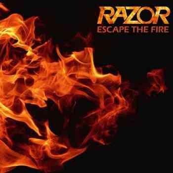 RAZOR - Escape The Fire (July 16, 2021)