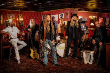 Korpiklaani: The Band (photo from Facebook page)