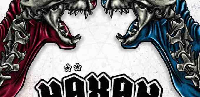 Haxan - White Noise Album