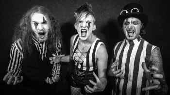 The 3 Band Members Of Ward XVI