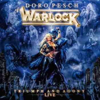 DORO PESCH OF WARLOCK - Triumph & Agony Live (September 24, 2021)