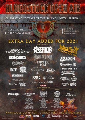 Bloodstock: This Years Biggest Party
