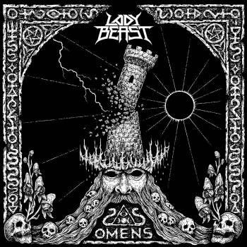 LADY BEAST - Omens (September 03, 2021)