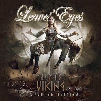 LEAVES' EYES - The Last Viking Midsummer Edition (September 24, 2021)