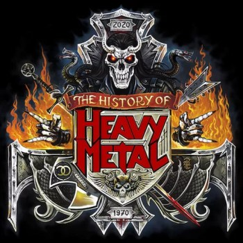 SLAVES TO FASHION – The History of Heavy Metal (Album Review)
