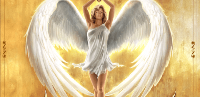 Warrior Angel Chapter 2 Front