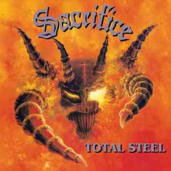 SACRIFICE - Total Steel (Reissue) (December 17, 2021)