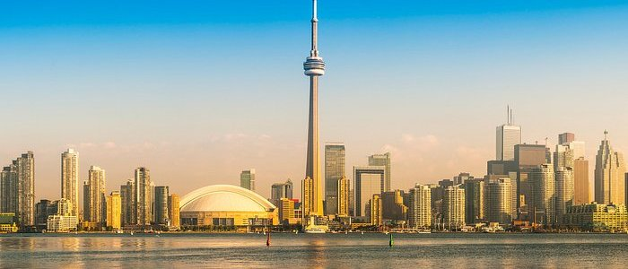 Toronto was just ranked the second safest city in the world
