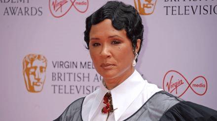 British Guyanese born Golda Rosheuvel star as Queen Charlotte in Netflix's smash hit period drama Bridgerton