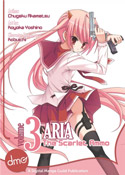 Aria the Scarlet Ammo (Manga) Vol. 3
