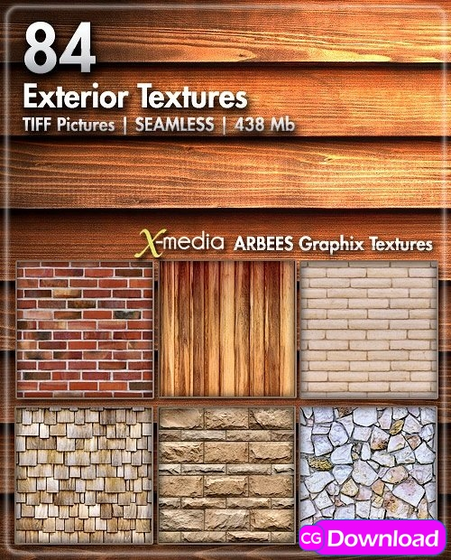 Download Artbeats Complete Exterior Seamless Textures Free