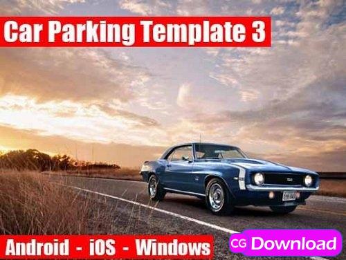Download Car Parking Template 3