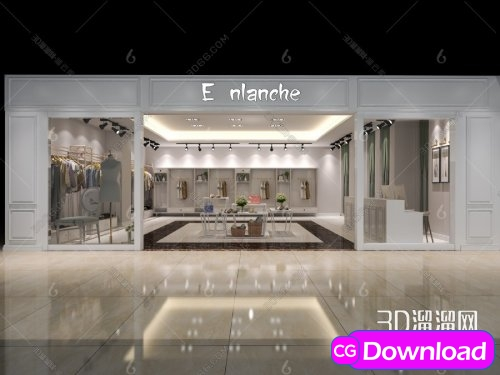 Download  Fashion / Clothing Store 09 Free