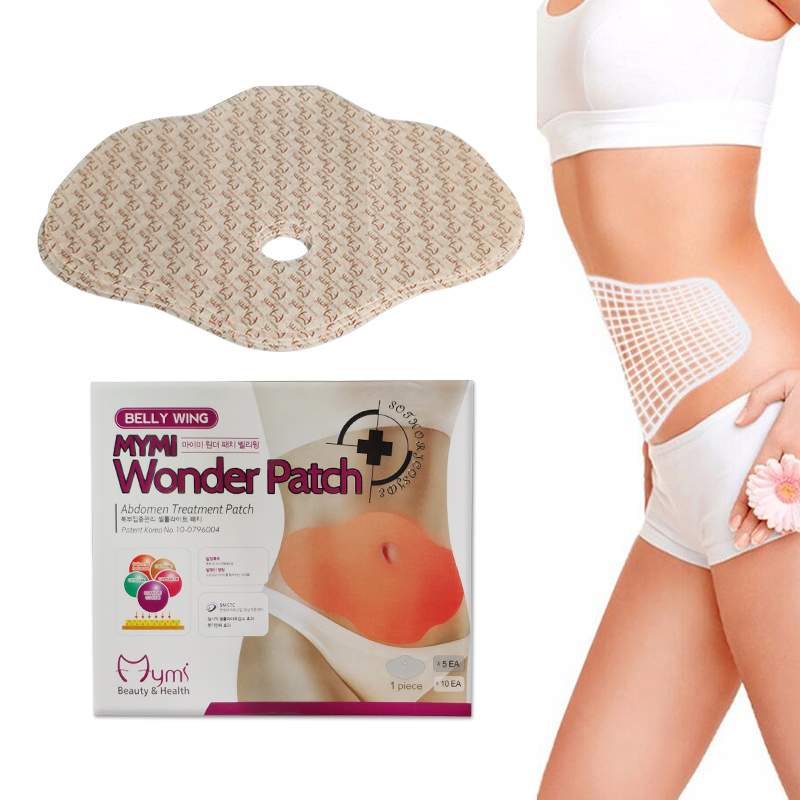 parches para adelgazar mymi wonder patch
