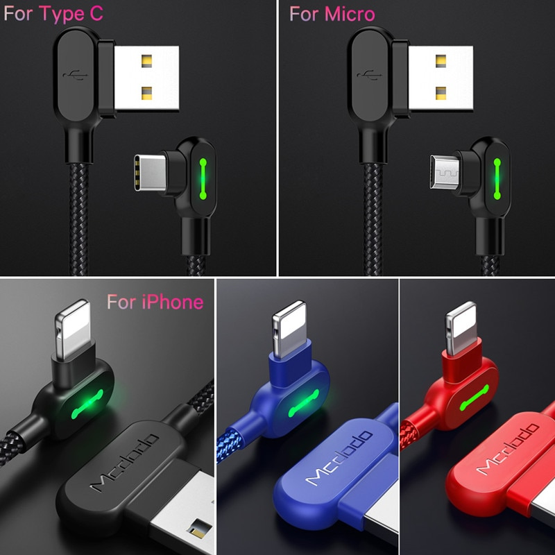 Fast Charging iPhone USB Cable 6