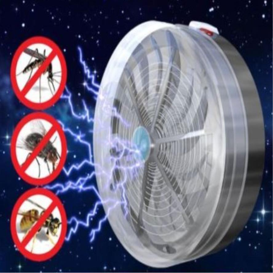 Solar Buzz Mosquito Kill Zapper Killer UV Lamp Light Fly Insect Bug Bedroom Mosquito LAMP Home kitchen Summer Indoor outdoor 1
