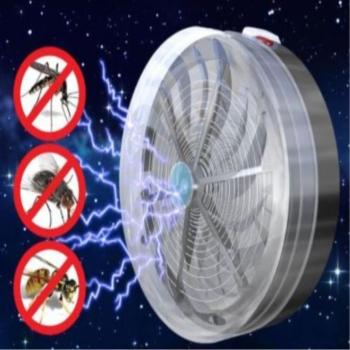 Solar Buzz Killer Zapper Fly Insect Bug Mosquito 10