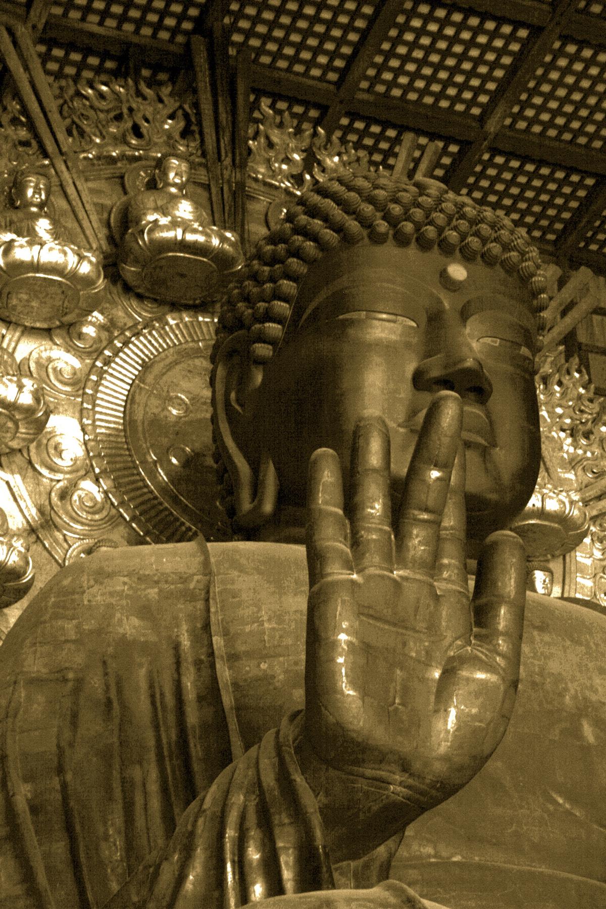 Buddha (Nara, Japan)